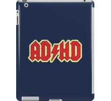 Vintage ADHD Rock & Roll Style iPad Case/Skin