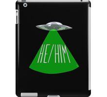 Outta This World - He/Him iPad Case/Skin