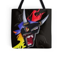 Born to Raise Hell.  Tote Bag