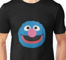 grover face Unisex T-Shirt