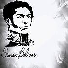 The Liberator Simon Bolivar II by Al Bourassa