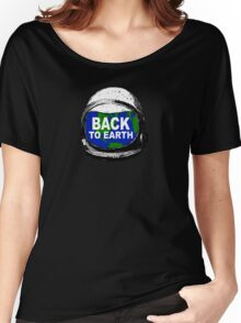 Back to earth Women's Relaxed Fit T-Shirt