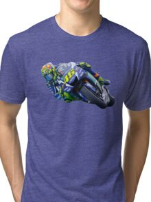 Valentino Rossi Tri-blend T-Shirt