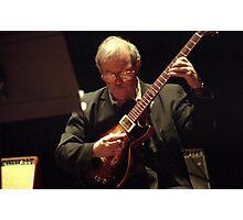 John Abercrombie, Guitarist. Photographic Print