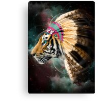 Fight For What You Love (Chief of Dreams: Tiger) Canvas Print