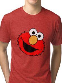 Elmo Big Smile Tri-blend T-Shirt