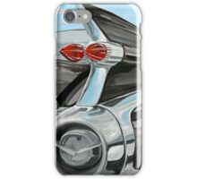 Cadillac Road Trip. iPhone Case/Skin