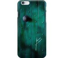 Frodo - The Hobbit House iPhone Case/Skin