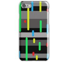 Colorful abstraction iPhone Case/Skin