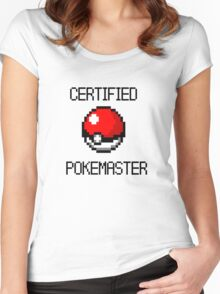 PokeMaster Women's Fitted Scoop T-Shirt