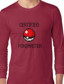PokeMaster Long Sleeve T-Shirt