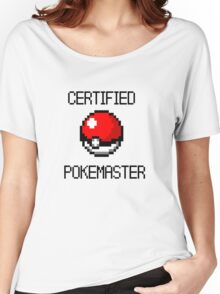 PokeMaster Women's Relaxed Fit T-Shirt