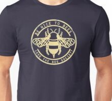 Save The Bee Society Unisex T-Shirt