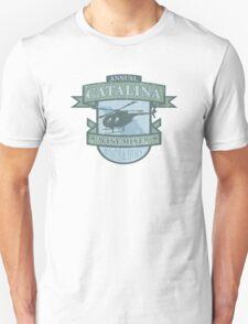 Vintage Catalina WIne Mixer - POW! Unisex T-Shirt