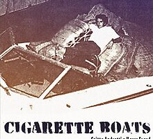 Cigarette Boats by Ohiogiant