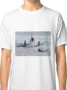 Surfing Aus Style Classic T-Shirt
