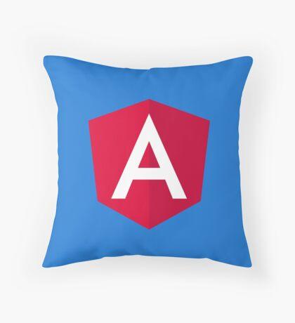 Angular 2 Throw Pillow