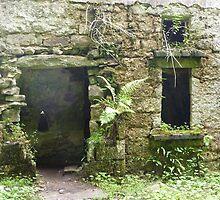 Ghost hunting in Fermanagh 1 by Fara