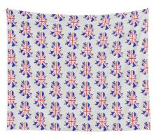 British Union Jack Frog Wall Tapestry