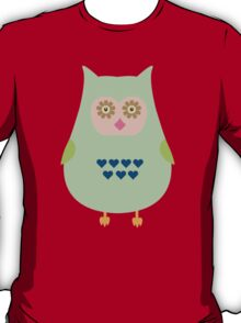 Fat Owl  T-Shirt