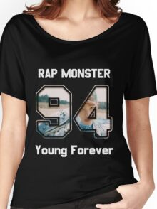 Young Forever - Rap Monster Women's Relaxed Fit T-Shirt