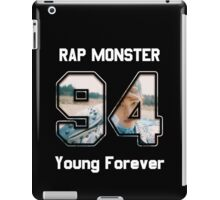 Young Forever - Rap Monster iPad Case/Skin