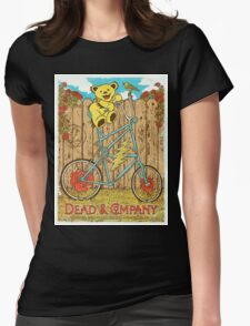 DEAD AND COMPANY SUMMER TOUR 2016 MODA CENTER-PORTLAND,OR Womens Fitted T-Shirt