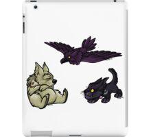 Druid Cuties - Group iPad Case/Skin
