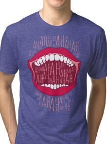 Just Laughing Tri-blend T-Shirt
