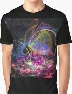 Finding New Dimensions Graphic T-Shirt