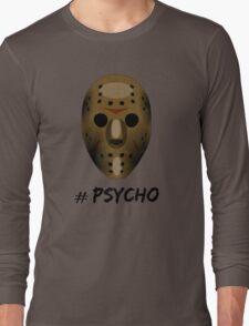 Psycho mask Long Sleeve T-Shirt