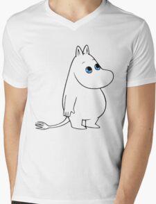 Moomin Mens V-Neck T-Shirt