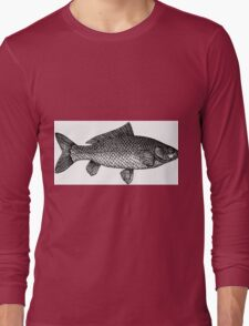 Swimmy  Long Sleeve T-Shirt