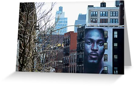 That 'New York City' Feeling by Michael J Armijo