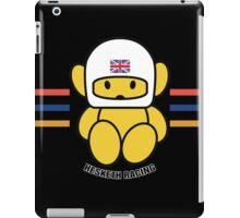 HESKETH F1 TEAM MASCOT iPad Case/Skin