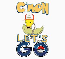 pokemon CMON LETS GO T-shirt Unisex T-Shirt