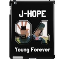 Young Forever - J-HOPE iPad Case/Skin