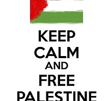Keep Calm and Free Palestine by Jay5