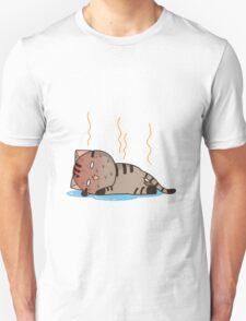 Hot cat Unisex T-Shirt
