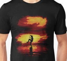 The Crane Kick Karate Kid Unisex T-Shirt