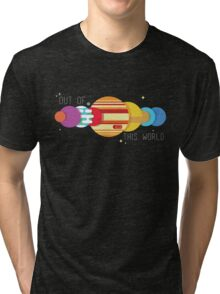 Out Of This World Tri-blend T-Shirt