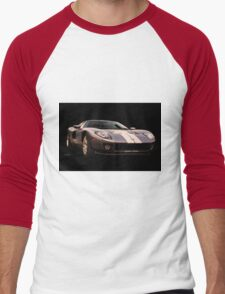 2006 Ford GT VS5 Men's Baseball ¾ T-Shirt