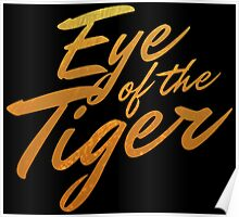 -MOVIES- Eye Of The Tiger Poster