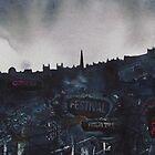 Festival City Skyline by Ross Macintyre