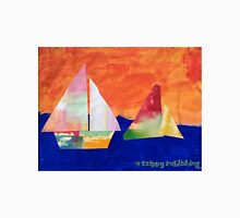 Sail Away - by Nadia Unisex T-Shirt