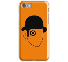 A Clockwork Sketch  iPhone Case/Skin
