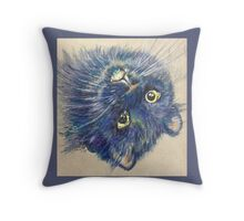 Pop Cat Series 02 Throw Pillow
