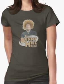 Benny Hill Womens Fitted T-Shirt