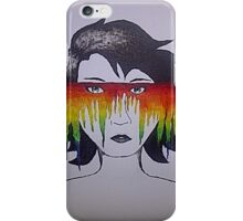 Color in the Grey Dream iPhone Case/Skin