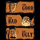 The Good The Bad the potato by piercek26